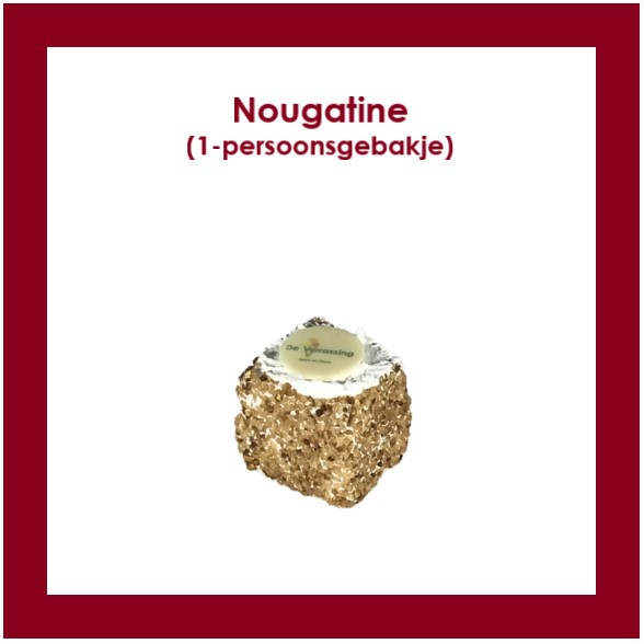 Nougatine-1-persoons